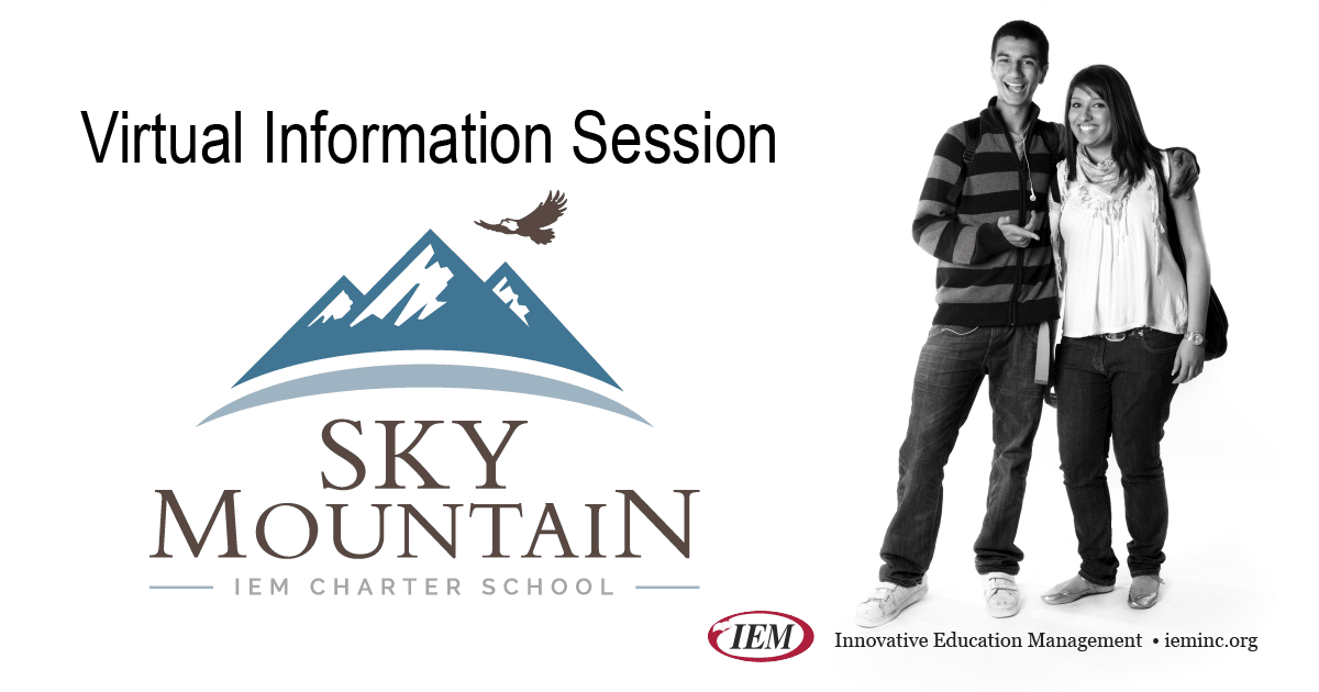 Virtual Informational Sessions - Sky Mountain