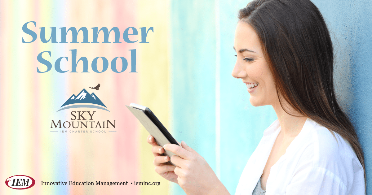 2019 Summer School for High School Students