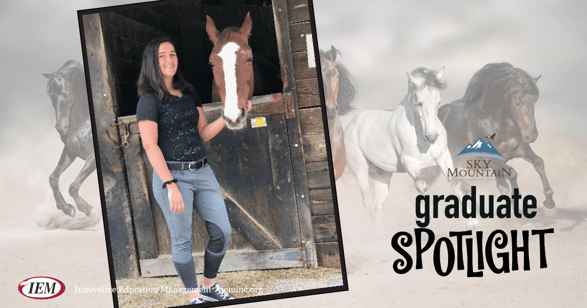 Graduate Spotlight: Elizabeth G.