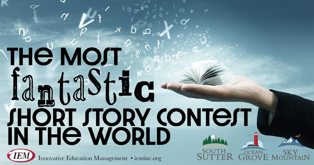 The Most Fantastic Short Story Contest in the World