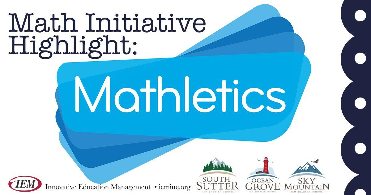 Math Initiative Curriculum Highlight: Mathletics