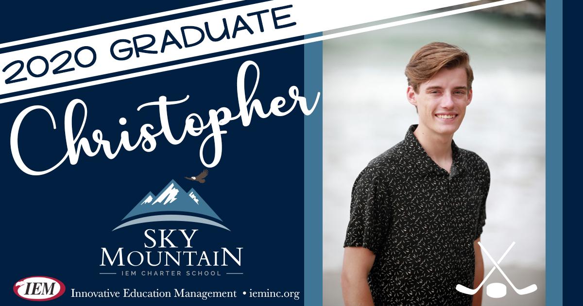 Graduate Spotlight: Christopher B.