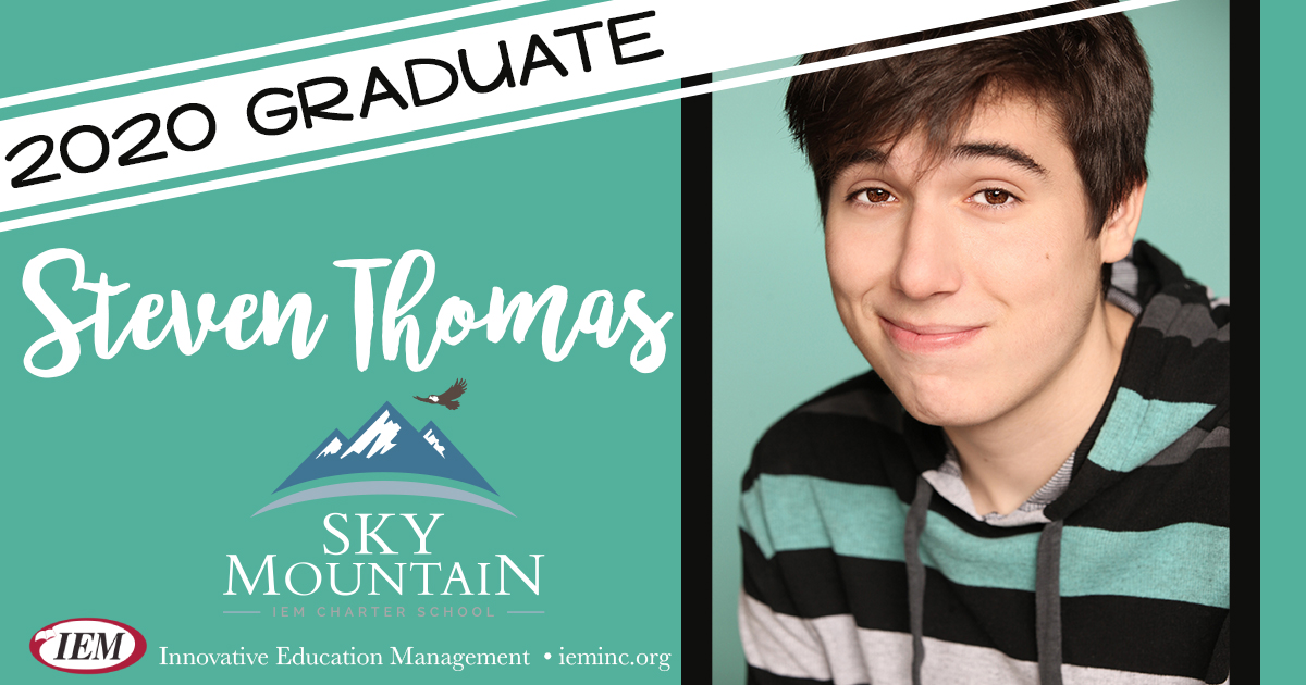 Graduate Spotlight: Steven Thomas C.