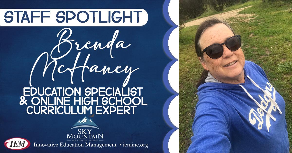 Employee Spotlight: Brenda McHaney
