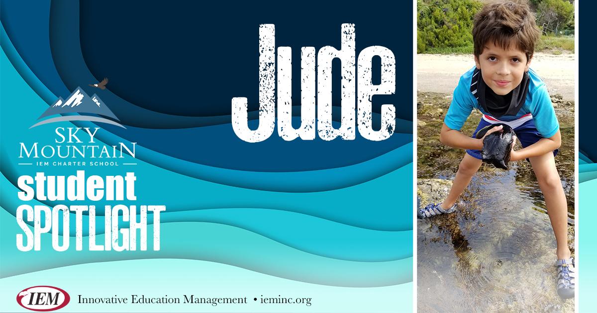 Student Spotlight: Jude F