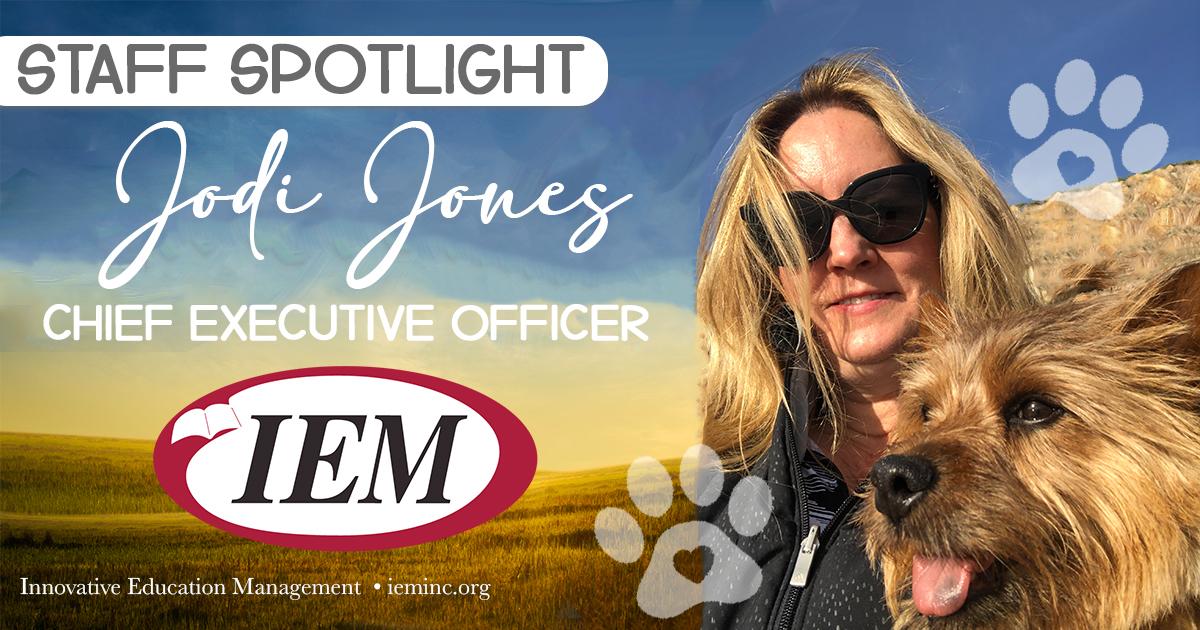 Staff Spotlight: Jodi Jones