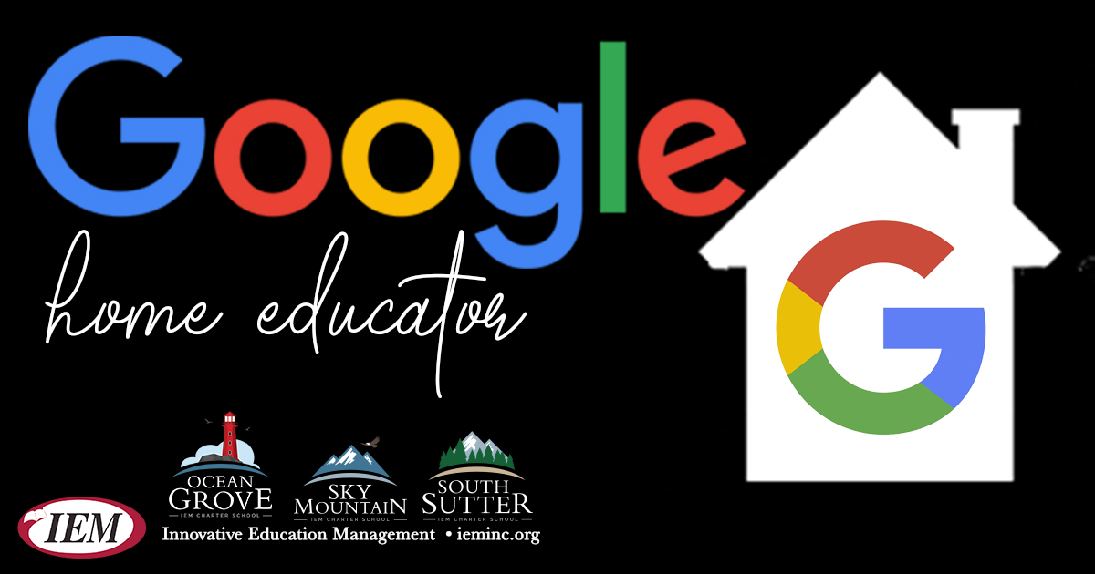 Google Home Educator Series