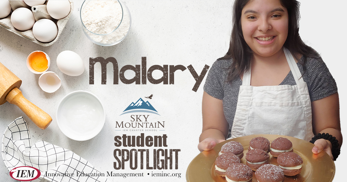 Student Spotlight: Malary M.