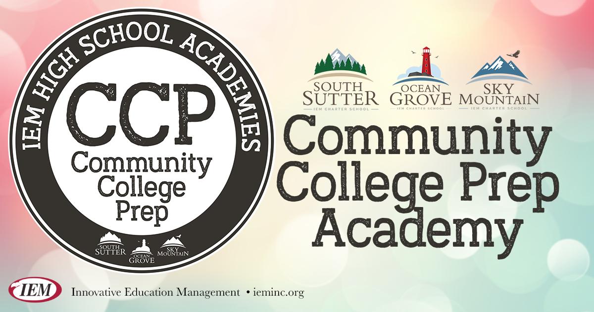Community College Prep Academy (CCP)