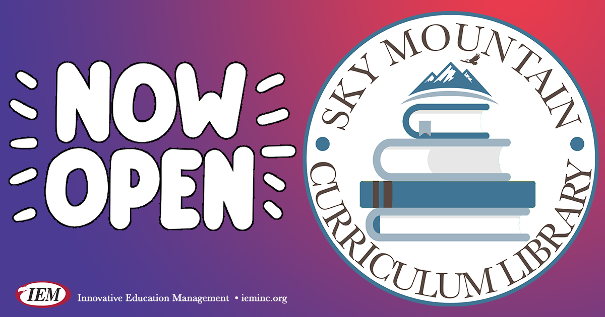 Curriculum Library - Sky Mountain